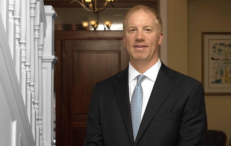 Joshua Geist, Pittsburgh attorney
