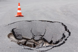 sinkhole accident pittsburgh