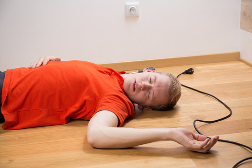 Filing A Claim for Electric Shock Injuries At Work