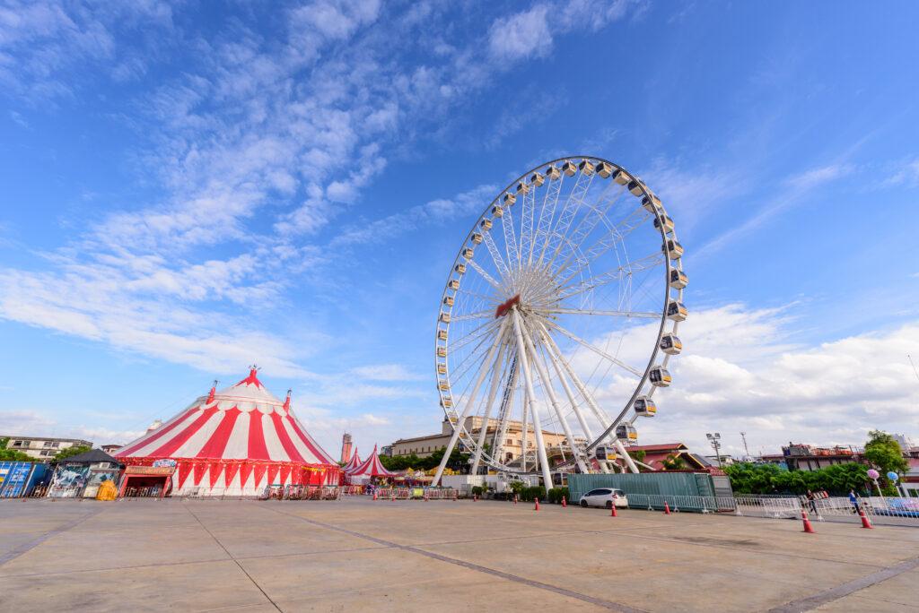 amusement ride safety Pittsburgh, PA