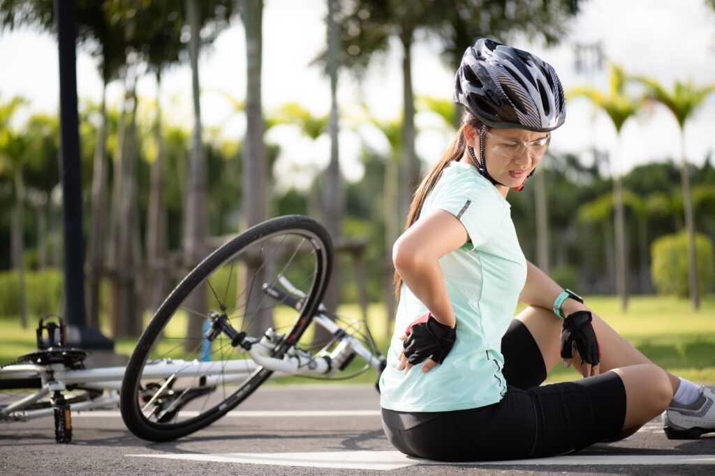 bicycle accident injury lawsuit Pittsburgh, PA