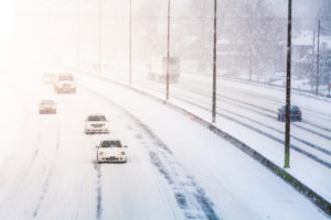 driving in the snow safety tips Pittsburgh, PA
