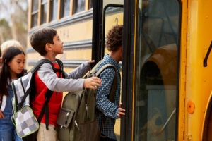 school bus safety tips Pittsburgh, PA