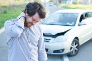 whiplash injury after a car accident Pittsburgh, PA